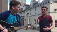 Watch talented Cork musicians 'Let it Shine' for Gary Barlow at Firkin Lane
