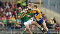 Kerry keep the head down, eyes forward in routine win