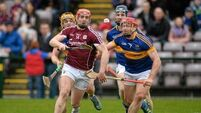 John O'Dwyer cancels out Joe Canning's sideline cut in thrilling finish