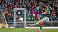 Bryan Sheehan makes it 19 wins from 21 games after latest Kerry victory