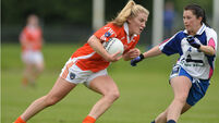 Armagh v Waterford - TG4 Ladies Football All-Ireland Senior Championship Preliminary Round
