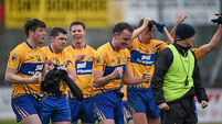 Win for Kildare, but joy for Clare
