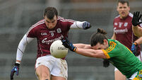 Paul Conroy: Galway ready for big boys
