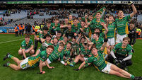 David Clifford the hero as St Brendan's end 24-year Hogan Cup wait