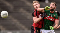 Mayo v Down  - Allianz Football League Division 1 Round 7