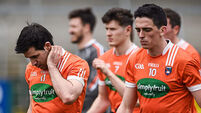 Battling Armagh unable to beat drop