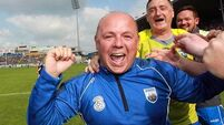 Derek McGrath: 'Sometimes it's fine for a few pints to turn into a few more'