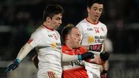 Tyrone ace Ronan O'Neill wants return of ruthless streak against Cavan