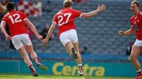 Conor Grimes rises to the occasion as Louth go up