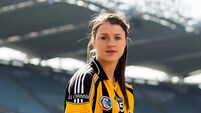 Julianne Malone stepping up on maiden journey with Kilkenny