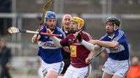 Cheddar Plunkett happy as Laois dig in
