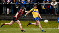 Fergal O'Donnell targets one more win for high-flying Roscommon