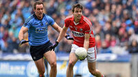 Jamie O'Sullivan says Cork have turned the corner