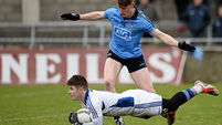 Colm Basquel makes his mark for Dublin U21s