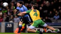 Donegal turn blind eye to James McCarthy incident