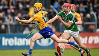 Clare win promotion on day that featured more bark than bite