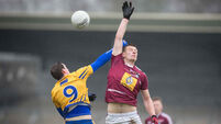 Colm Collins pleased as Clare remain in promotion hunt