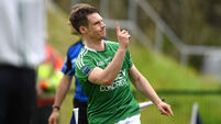 Brilliant Tomás Corrigan routs 'shocking' Laois