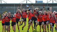 Murray triplets inspire Scoil Mhuire to Ladies Football schools title
