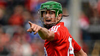 Seamus Harnedy: Pressure is on for Cork