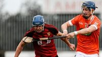Gaffney finds range as Armagh moving on up