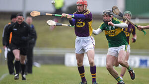 Andrew Shore washes away Kerry optimism