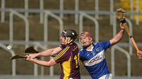 Wexford deny Laois with late blast