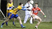 Clinical Cork show Clare no mercy