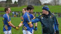 Liam Kearns says Tipperary thrive on pressure