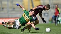 Eamonn Fitzmaurice backs Paul Murphy to shine against Donegal