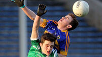Limerick minors bounce back to end Tipperary's campaign