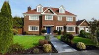 Trophy home with luxe look in Rochestown on market for €950,000