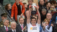 Ryan McMenamin: Ulster is a must for Tyrone