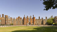 Block off a good day to enjoy a winter trip to Hampton Court Palace