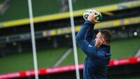 Fogarty braced for both Wales and Storm Ciara