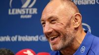 McBryde says future looking rosy at Leinster