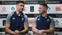 Murray and Cooney cool about 'red-hot' Ireland rivalry