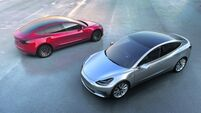 Anticipation electric for Tesla Model 3