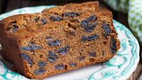 Darina's Imperial Stout Irish Cake has a very distinctive taste and keeps very well