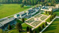 Sometimes solo is the only way to go at Cork's Castlemartyr Resort