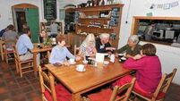 Restaurant review: The Café at Stephen Pearce Pottery Shanagarry, Co Cork