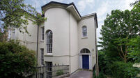 Laurel Bank period home in Montenotte overlooks Cork Marina