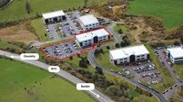 Office investment available in West Cork Technology Park