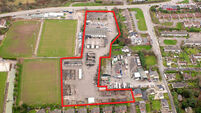 Lisney look to sell land fronting River Lee