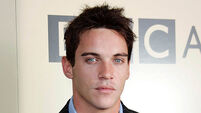 Jonathan Rhys Meyers fails to show for grandmother's funeral Mass