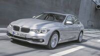 BMW's driving to satisfy EU regulations with new 330e