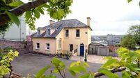 WATCH: Victorian Cork city villa was rebuilt after a fire and 50 years of dereliction