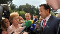 Leo Varadkar would stay on as minister if given 'authority'