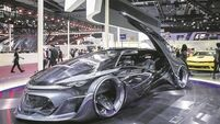 Frankfurt Car Show: Going tech crazy in drive for more sales