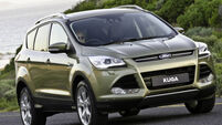 Ford to reveal new Kuga and larger Edge SUV
